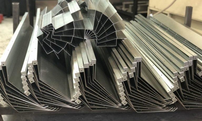гибка тонколистового металла